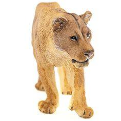 Amazon.de:Papo 50028 - Löwin, Spielfigur