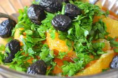 Spicy Orange Moroccan Salad - The View from Great Island