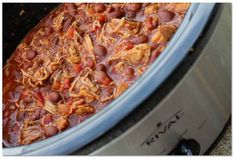 Every year I'm looking for great Thanksgiving Turkey Leftover Recipes and this Crockpot Turkey Chili Recipe one of my favorites, Mainly because it tastes nothing like turkey and you can even Freeze your Thanksgiving turkey to use in this dish a few weeks later when you're not so sick of Turkey!