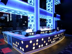 We are a network of world renowned, award winning design firms in night club design industry. Your resource to find a world class night club designer Nightclub Bar, Nightclub Design, Restaurant Design, Restaurant Bar, Chicago Bars, Night Bar, Club Lighting, Time Design, Bar Lounge