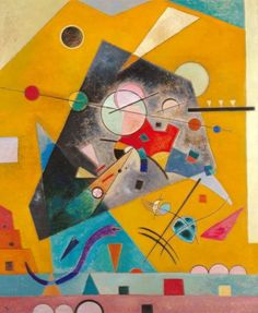 Vassily Kandinsky - Stille Harmonie