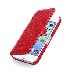 Premium Tasche für Apple iPhone SE , iPhone 5S und: Amazon.de: Elektronik