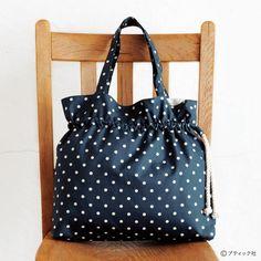 丸みのあるフォルムがおしゃれな「リーフ模様のバッグ」作り方|ぬくもり Diaper Bag, Polka Dots, Pouch, Sewing, How To Make, Bags, Menu, Fashion, Ideas