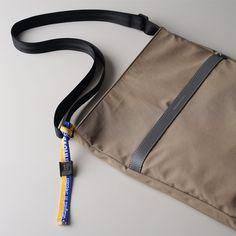 innovatorトールショルダーバッグ INB-103 Vanlig(ヴァンリグ)シリーズ  #innovator #イノベータ #北欧 #スウェーデン #sweden #ショルダーバッグ #bag