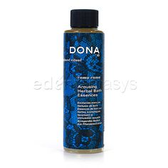 Dona arousing herbal bath essence - Bath oil. Only $3.00 when take advantage of our EdenFriends Deal!     http://www.edenfantasys.com/promotions/eden-friends-specials/facebook-special-dona/