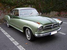 1960 Borgward Isabella TS
