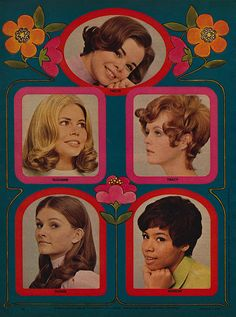 60s hair #vintage.  Your era? Save your family memories on the order they happened, as a legacy for your children at http://www.saveeverystep.com