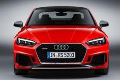Audi RS5 Coupé foto's - Auto foto's op AutoWeek.nl