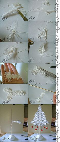 mini xmas_tree_tutorial by Tireless Artist, via Flickr