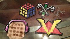 perler beads venturian Fan mail by LaPequenaChicana