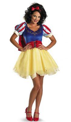Snow White Costume - Womens Costumes