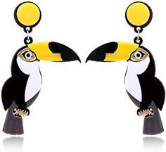 Suchergebnis auf Amazon.de für: modeschmuck - 0 - 5 EUR / Damen: Schmuck Cheap Earrings, Gota, Parrots, Earrings, Women, Gift, Fashion Jewelry, Women's