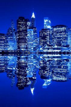 »✿❤Blue❤✿« Cidade azul.