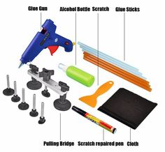 2016 Pdr Tool Professional Pdr Tools Paintless Dent Repair Tools Set Glue Gun Pulling Bridge Fix It Car Scratch Repaired Pen Fast Shipping From Toppdrtool, $25.53 | Dhgate.Com