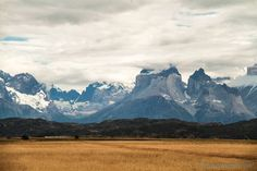 Patagonia Camp at the shores of Lake Toro is just a drive from one of the most spectacular national parks - Torres del Paine. Check out yurt style housing in Patagonia. Chile, Torres Del Paine National Park, In Patagonia, Seen, Vacation Destinations, South America, Mother Nature, Mount Everest, River