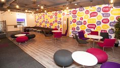 Make your workplace intelligent Breakout Area, Office Interiors, Workplace, Make It Yourself, Trends, Projects, House, Design, Log Projects