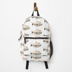Size Matters, Gifts For Your Boyfriend, Fish Design, Designer Backpacks, Fashion Backpack, Shells, Bags, Presents For Your Boyfriend, Conch Shells