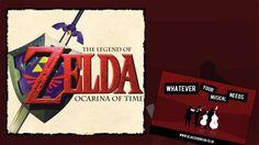 The Legend of Zelda - OoT - Lost Woods Orchestra