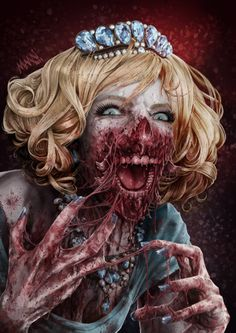 ☆ Blood and Teeth :¦: Artist Lawrence Mann ☆