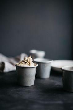 "intensefoodcravings: "" Cereal Milk Soft Serve 