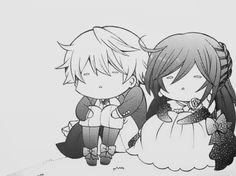 Pandora Hearts - Oz and Alice