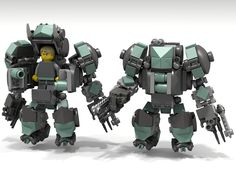 lego mech suit instructions - Google Search
