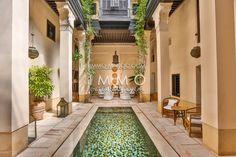 Vente Riad Garage Marocain épuré Luxe Maison Du0027hôtes Marrakech Place Jamaa  El Fna Ksour
