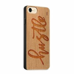 b546146e00 One, Two, Three, Five, or Ten Personalized Wood Cell-Phone Cases from  Qualtry (Up to 87% Off) Was: $149.95 Now: $19.99. | Squeeze Groupon Goods  Deals ...