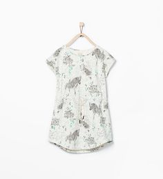 ZARA - KIDS - Animals dress