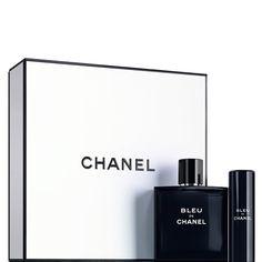 Chanel Bleu Eau de Toilette 2 Pcs Gift Set For Men 5 oz Spray & Deodorant Stick Best Fragrance For Men, Best Fragrances, Chanel Gift Sets, Cologne, Chanel Official Website, Chanel Makeup, Makeup Essentials, Men's Grooming, Parfum Spray