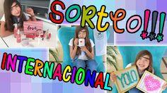 MI PRIMER SORTEO - INTERNACIONAL | #SorteoPau by Paulina