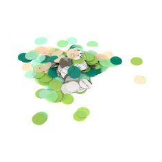 Green Confetti Packs(($))