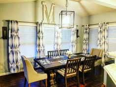 Morning Room, Ryan Homes, Florence, Ruff Cut table, Dinning Room table, Dinning room,
