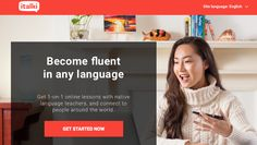 Shanghai-based startup italki raises US$3M to help Chinese students find language tutors