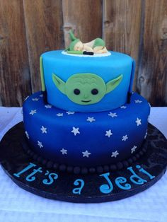 Superior Star Wars Baby Shower