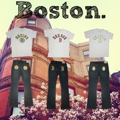 """""""Boston."""" by rosterstores on Polyvore"""