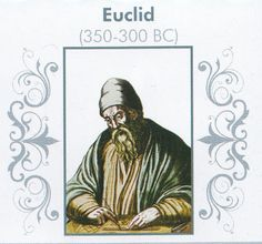 Introduction to Euclid's Geometry The word ' Geometry' is derived from the Greek words 'Geo' means 'Earth' and 'Metron' means to 'Mea. Euclid Geometry, Cogito Ergo Sum, Math Poster, Study Materials, Ancient Greece, Ancient History, Archaeology, Greek, Mathematicians