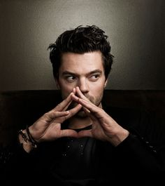 Dominic Cooper. His voice is something else.