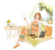 Reading & tea