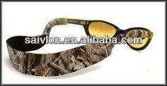 Tree Camo neoprene sunglasses/eyewear strap/holder/retainer $0.3~$0.5