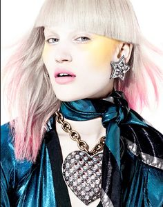 jem holograms fashion v mag5 Manolo Campion Captures Jem and the Holograms Inspired Fashion for V