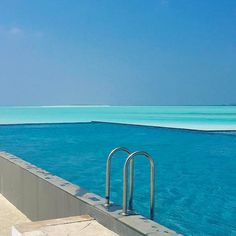 Poolside perfection at @fsmaldives Tag who you'd bring here to swim   me . . . luxuryresort #amazing #pureluxury #indulge #indulgence  #holiday #luxe #luxuryvacation #celebrity #celebrityhoneymoon #famous #villa #luxuryvilla #overwatervilla #sun #sunshine #aqua #peivatebeach #stunning #breathtaking #exclusive #wow #swimmingpool #uberluxe #honeymooners #familyresort #ultimate #poolside