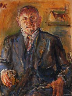 Oskar Kokoschka Paintings | Oskar Kokoschka Paintings 6, Art, Oil Paintings, Artworks