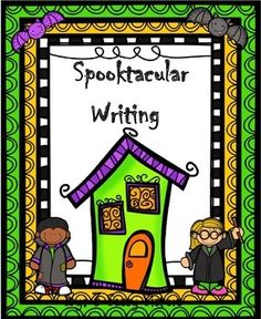 This set includes everything you need to make your writing center a spootacular good time. Your students will be motivated to add creativity to their writing and in the process they will be reinforcing skills they are learning. This set comes with:Write the Room- templates and picture cardsCreate a story- This set has a character in a costume on every page.