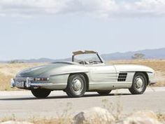1957 Mercedes-Benz 300 SL Roadster. Are you interested in leasing a luxury vehicle? Visit pfsllc.com for information on our leasing program! #finance #lease #auto #mercedes