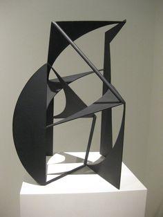 Birthday of 'Store Robert' - Danish sculptor Robert Jacobsen: June 4, 1912 – 1993… Robert Jacobsen: Concrétion, 1953 (ARoS)