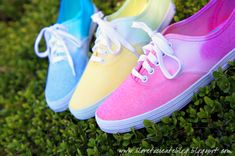 iLoveToCreate Blog: 26 Fab and Totally Doable Shoe Makeovers
