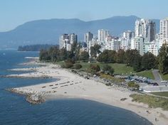 Vancouver | Vancouver ,(CANADÁ) capital da província de British Columbia