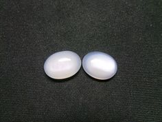 100% Natural White Moonstone 14 Carat 15.5x11.5 MM Oval  Cabochons 2 Pcs Lot #Unbranded White Moonstone, Pearl Earrings, Natural, Jewelry, Pearl Studs, Jewlery, Jewerly, Schmuck, Jewels