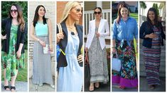 How to Wear a Maxi Dress for Work